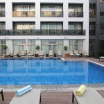 Lero pool and new rooms