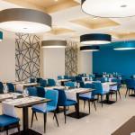 Restaurant Agava inside seating