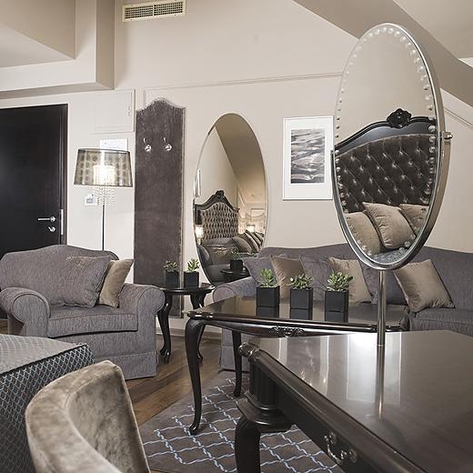 Rooms1 for Hotel design zadar